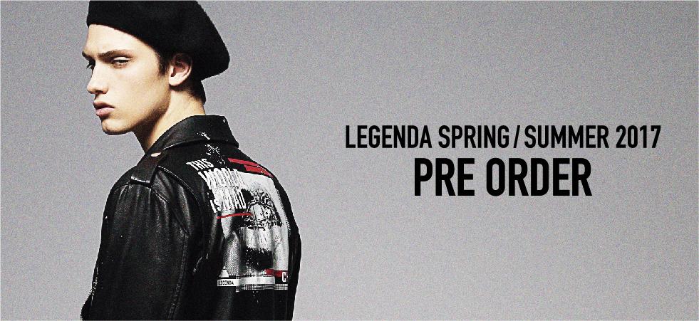 legenda_pre order